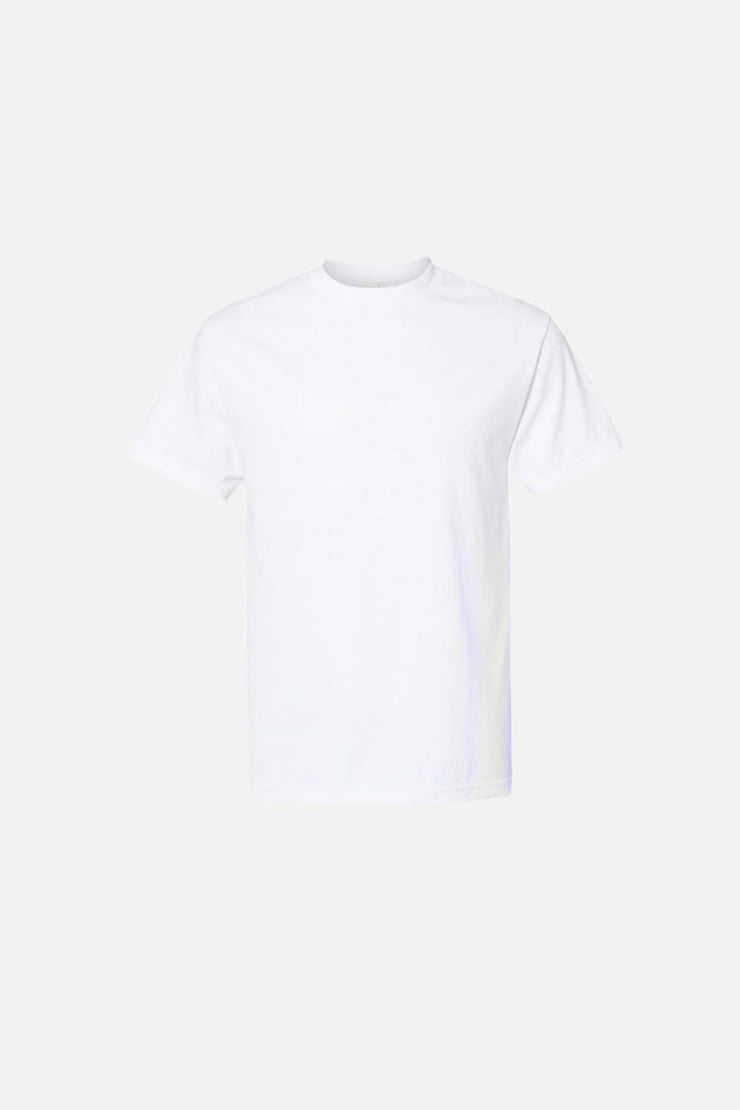 Alstyle Short Sleeve Tee - White