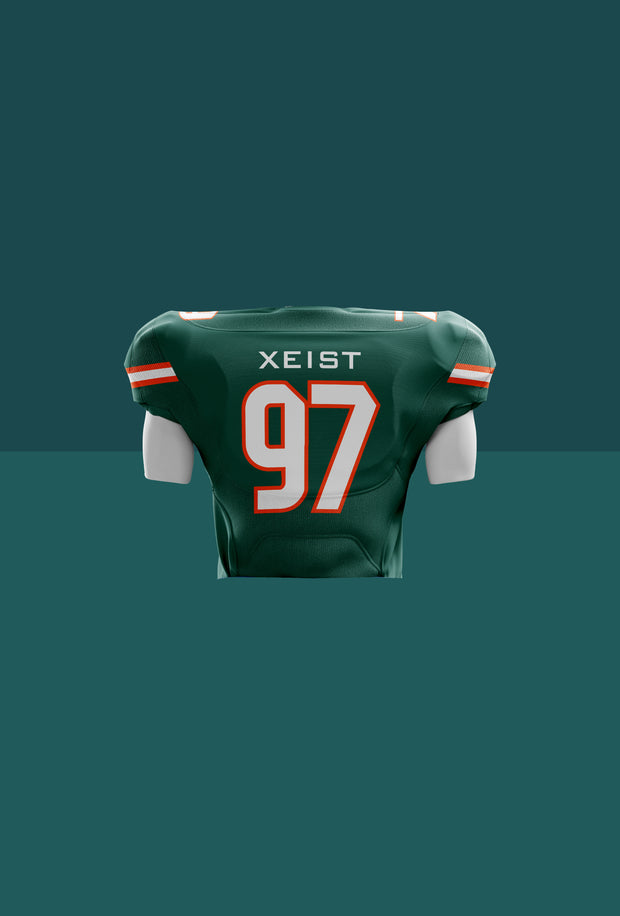 Blitz Uniform: The U