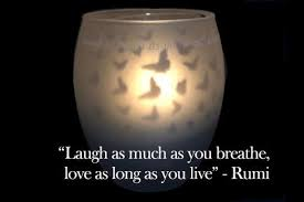 Shado Candle - Butterfly / Rumi