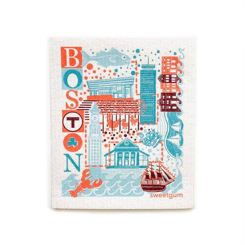 Sweetgum Home - Boston Swedish Dishcloth