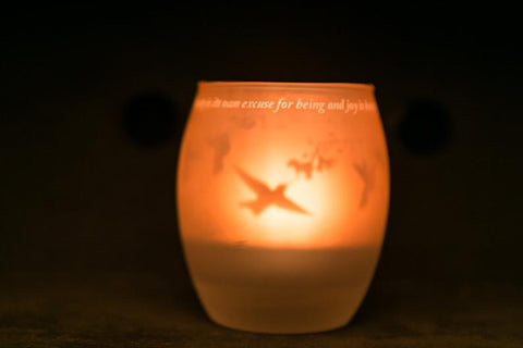Shado Candle - Hummingbirds / Emerson