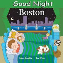 Book Good Night Boston (Board Book)