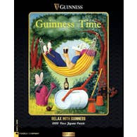 New York Puzzle Company - Relax with Guinness Puzzle