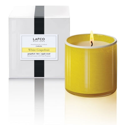 White Grapefruit (Cabana) Candle by LAFCO