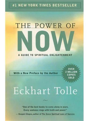 The Power of Now (Audio Book)