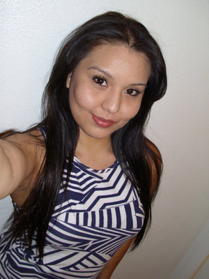 Natalie TWO PICTURE SETS Ethnic College Girl/Barely Legal