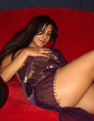 Darlene Set of Pictures (College Girl/Sensual Dom)