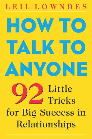 How to Talk to Anyone Audio Book