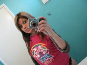 Breana self shot (Barely Legal/College Girl)