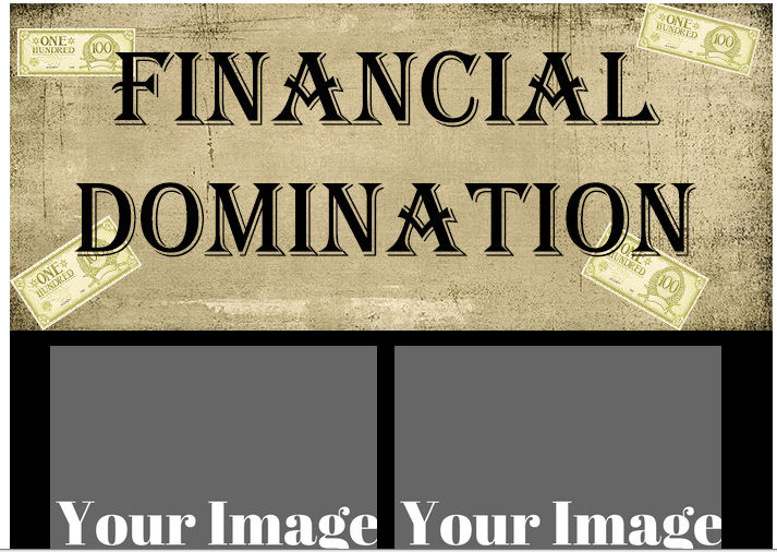 Financial Domination Layout