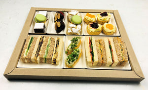 Afternoon Tea Party - Hand Delivered - VEGETARIAN