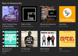 New & Noteworthy on iTunes