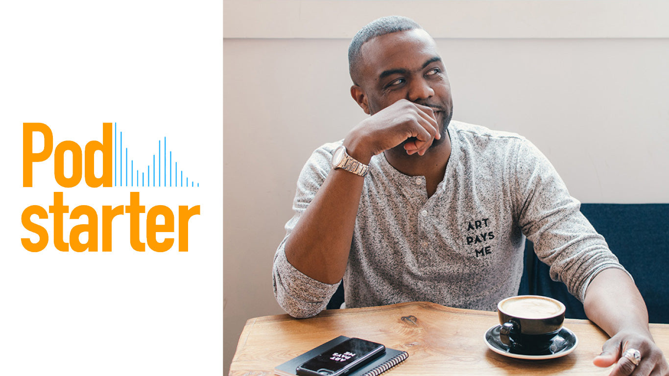 Duane Featured on Podstarter