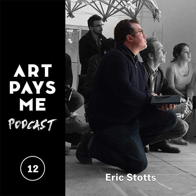 Eric Stotts on Art Pays Me