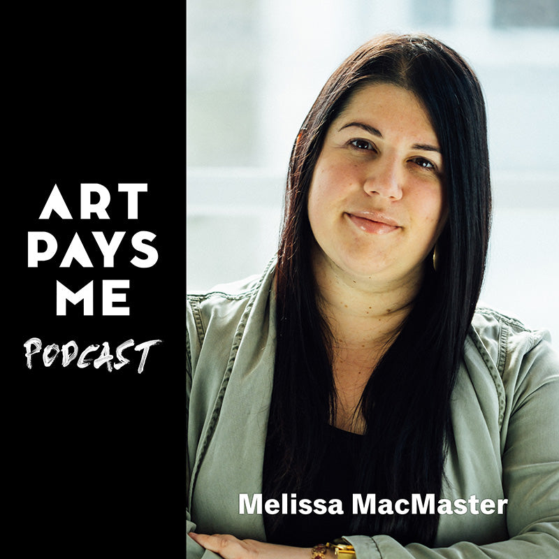 Melissa McMaster of 902 Hip Hop on the Art Pays Me Podcast