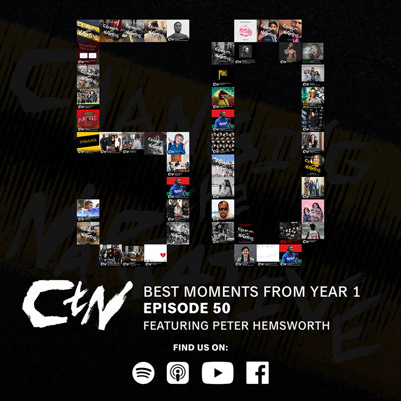 CTN Episode 50: Best Moments of Year 1 Featuring Peter Hemsworth