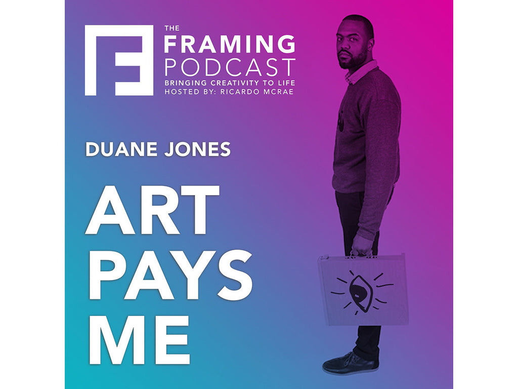 The Framing Podcast Interview