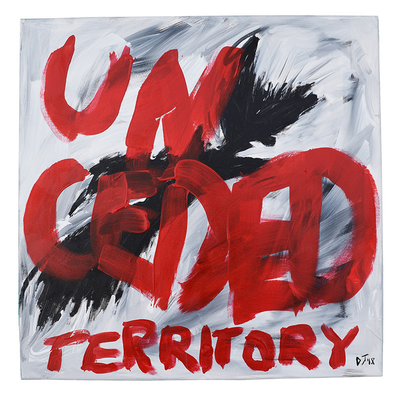 New Painting: Unceded Territory