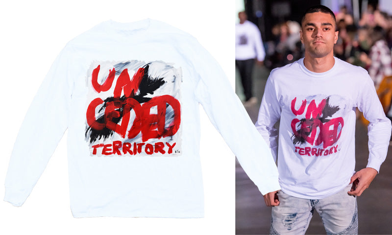 Unceded Territory Long Sleeve Tee