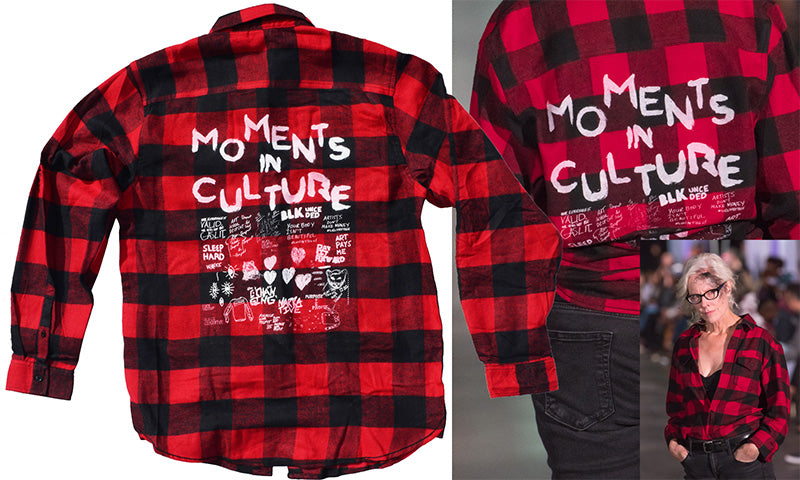 Moments Flannel