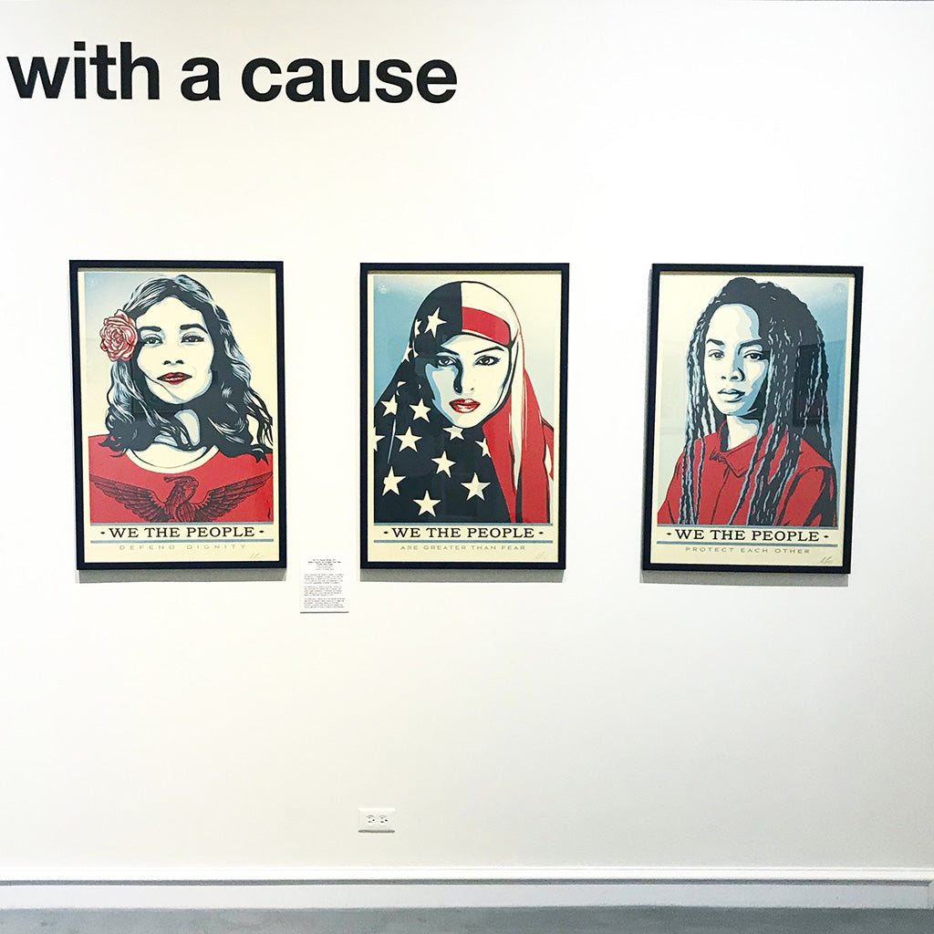 Shepard Fairey, Rebel With a Cause