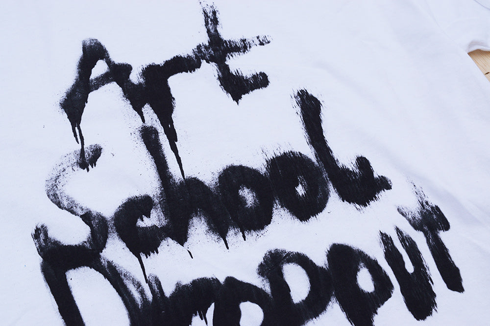 Art School Dropout long sleeved tee