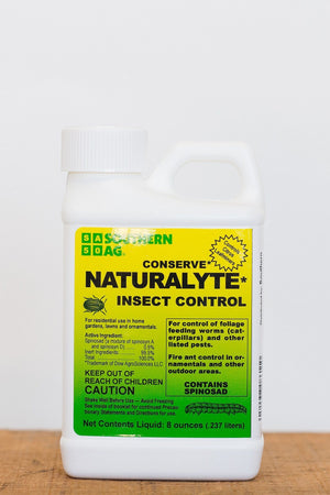 Conserve Naturalyte Insecticide Organic (Pint (4.5 inch pot))