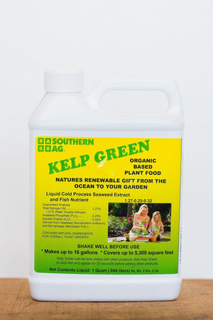 Kelp Green Liquid Organic Plant Food (Quart)