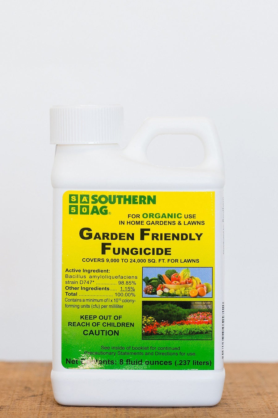 Garden Friendly Bio Fungicide Organic (8 oz)