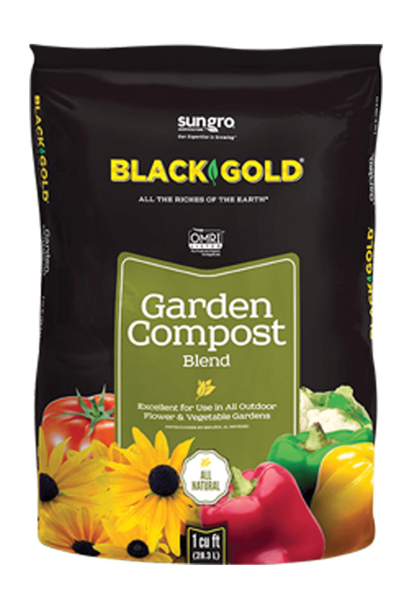 Black Gold Garden Compost Blend, 1 CF