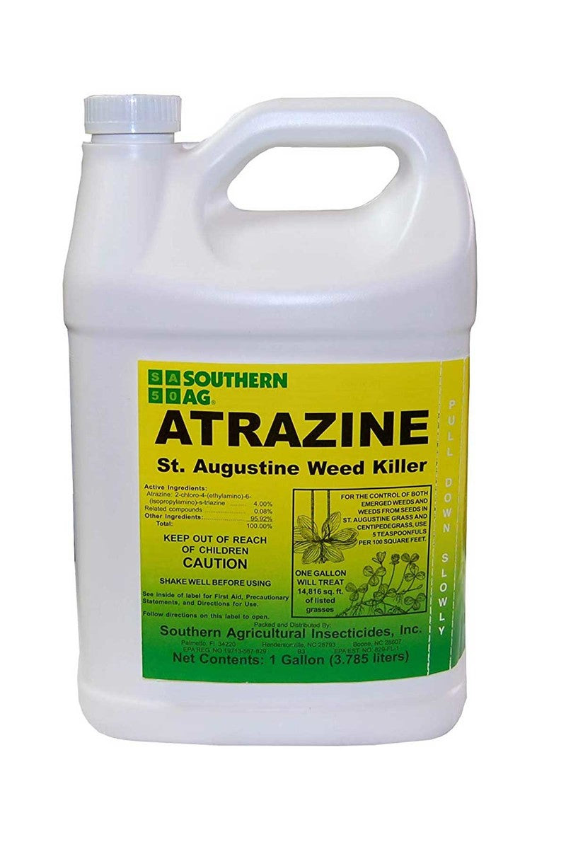 Southern Ag Atrazine St. Augustine Grass Weed Killer, 1 Gallon for $ 45.95 at Root 98 Warehouse