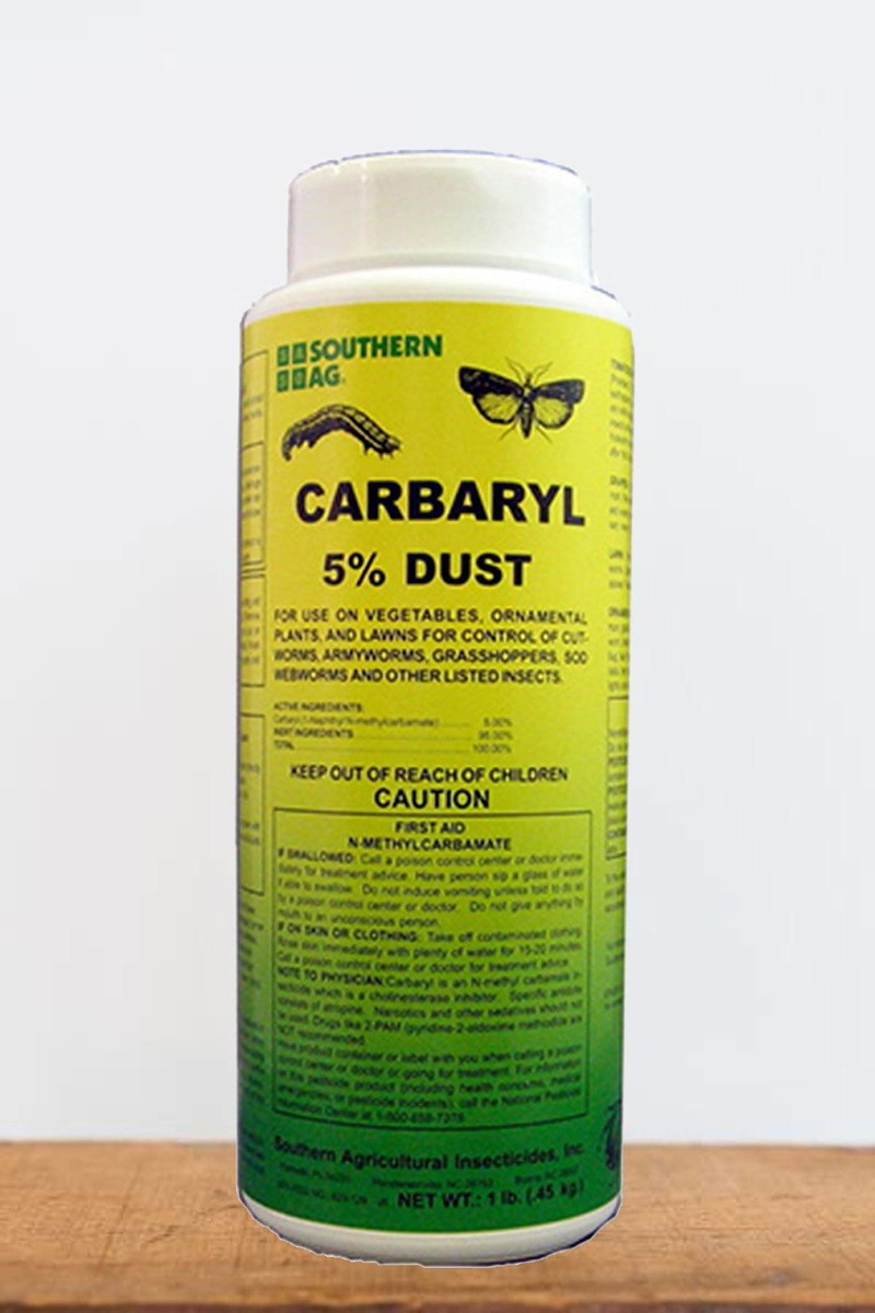 Southern Ag Carbaryl 5% Sevin Dust (Controls Insects), 1 LB