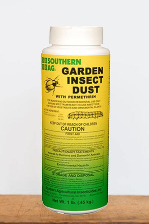 Southern Ag Garden Insect Dust with Permethrin (Broad Spectrum), 1 LB