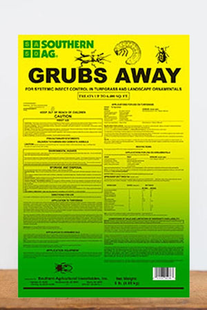 Southern Ag Grubs Away Systemic Insect Control, 9 LB