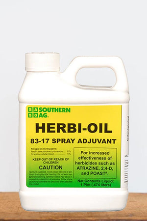 Southern Ag Herbi Oil 83-17 Spray Adjuvant Wetting Surfactant, 16 OZ