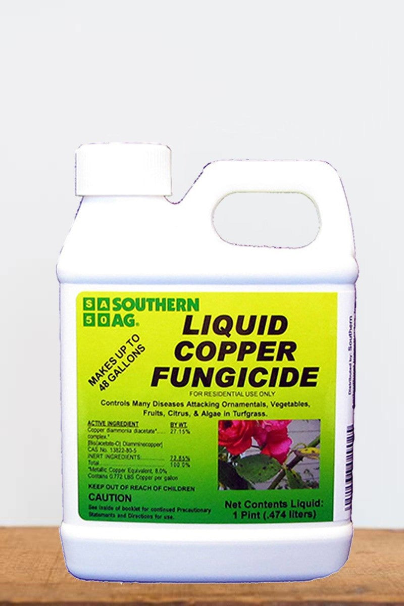 Southern Ag Liquid Copper Fungicide, 8 OZ
