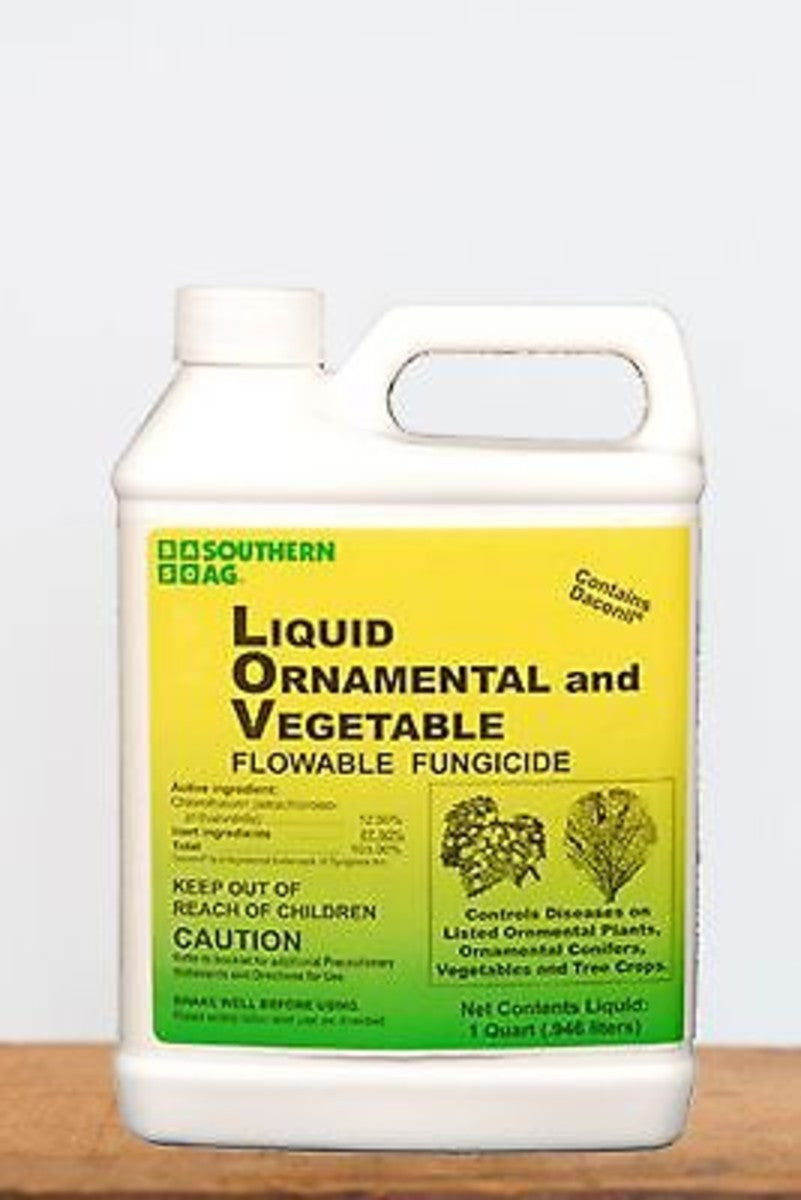 Southern Ag Liquid Ornamental, Tree & Vegetable Fungicide, 16 OZ Size: 16 OZ