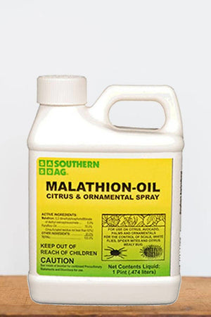 Southern Ag Malathion-Oil Citrus & Ornamental Spray, 8 OZ Size: 8 OZ