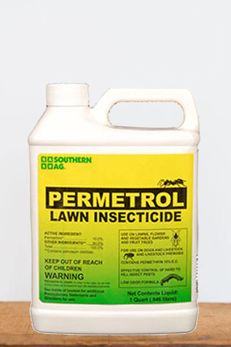 Southern Ag Permetrol 10% Lawn Insecticide, 8 OZ Size: 8 OZ