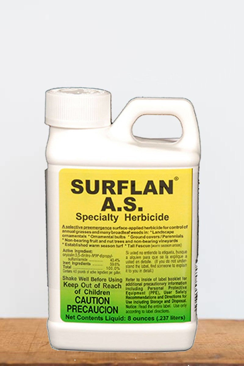 Southern Ag Surflan A.S. Pre-Emergent Herbicide, 8 OZ Size: 8 OZ