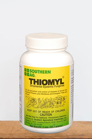 Southern Ag Thiomyl Ornamental Systemic Fungicide (Cleary 3336), 2 OZ