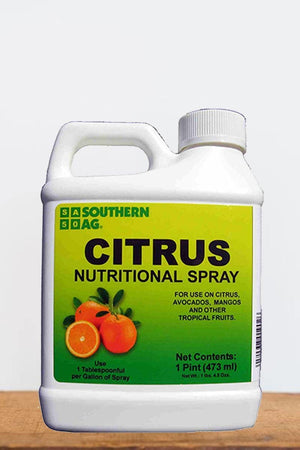 Southern Ag Chelated Citrus Nutritional Spray, 16 OZ Size: 16 OZ