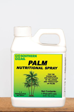 Southern Ag Insecticides Chelated Palm Nutritional Spray, 1 Gallon Size: 1 Gallon