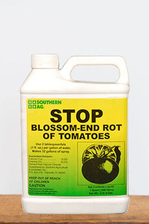 Southern Ag Stop Blossom End Rot of Tomatoes Organic, 1 Quart