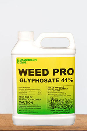 Southern Ag Weed Pro Glyphosate 41% Grass & Weed Killer, 1 Quart