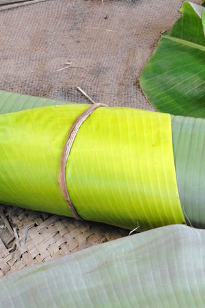 Banana leaves (3-4 feet length), Misore, Decor, Culinary (Excludes:CA)