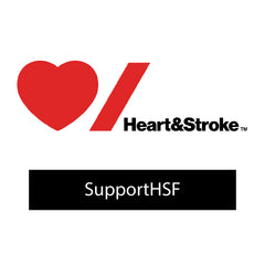 Support Heart & Stroke Foundation
