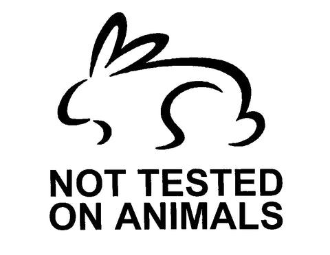 Cruelty-free, No Animal Testing