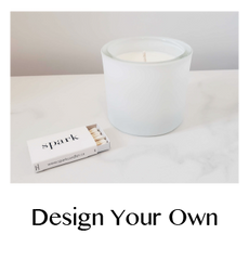 Design Your Own Custom Candle Collection