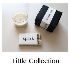 Little Collection - Custom Candle Favours
